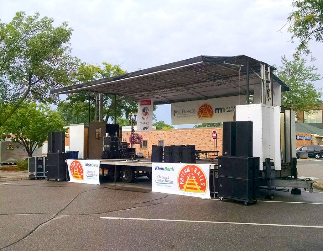 MOBILE STAGES - Midwest Sound and Stage for Total Production